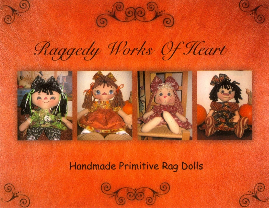 Raggedy Works of Heart